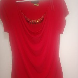 G Collection Red Top
